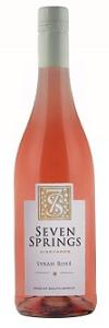 Seven Springs Syrah Rosé